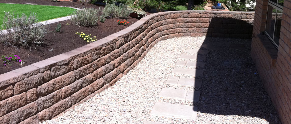 Retaining walls adelaide lino concrete adelaide for Retaining walls adelaide