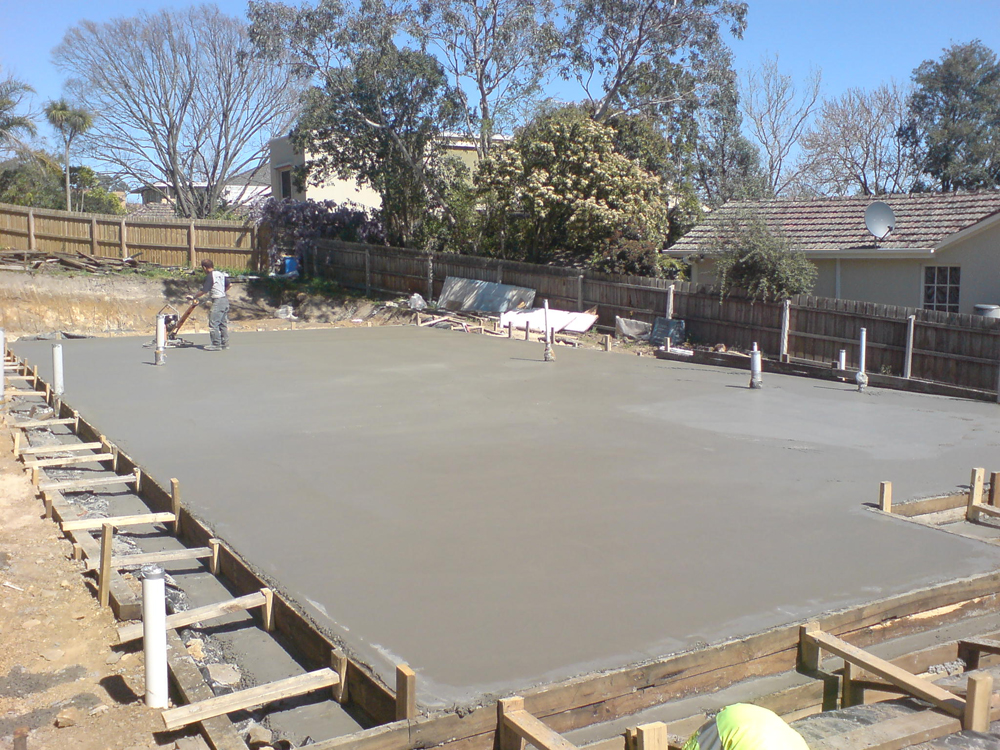 Concrete adelaide adelaide concrete construction specialists for Landscape architect jobs adelaide