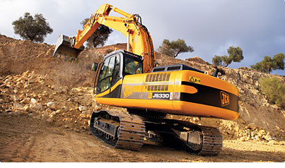 Earthmoving — Lund Construction