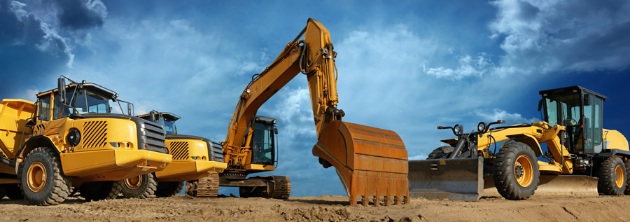 Construction & Earthmoving | Industries | Blanchard Machinery ...